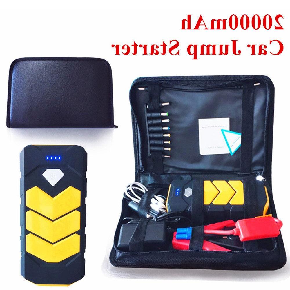 GKFLY Emergency Device Battery <font><b>Charger</b></font> Diesel Car Bank LED