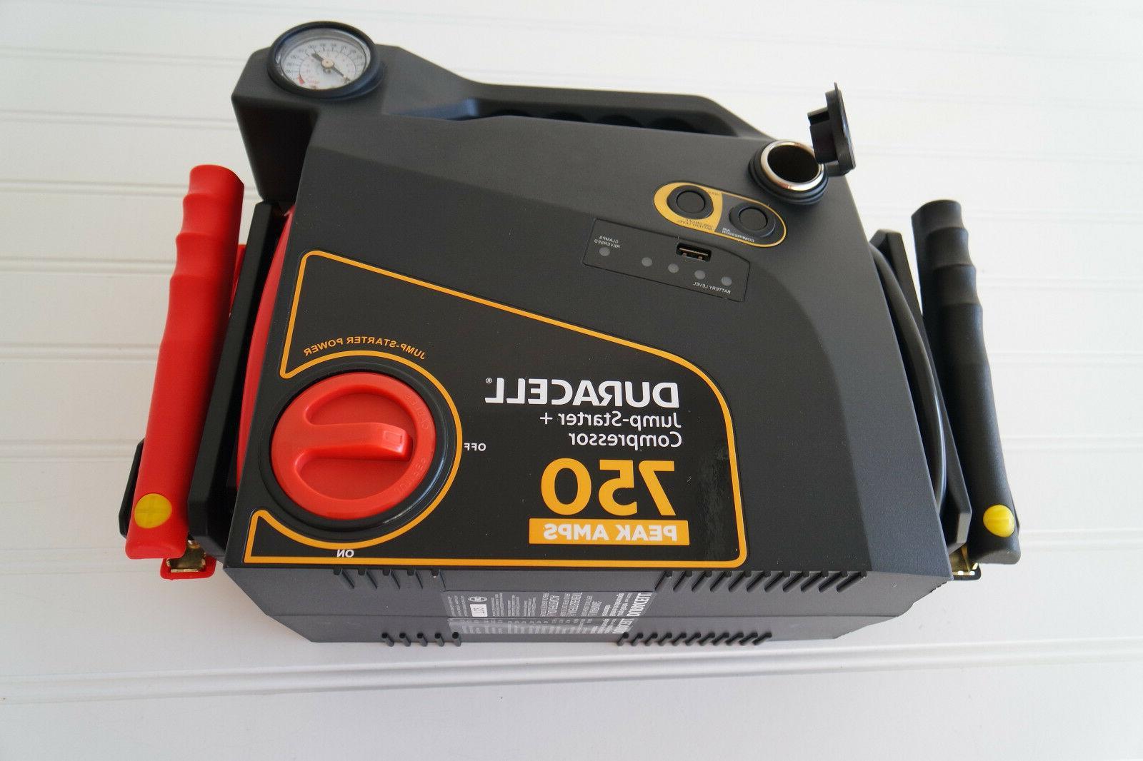 emergency car jump starter battery