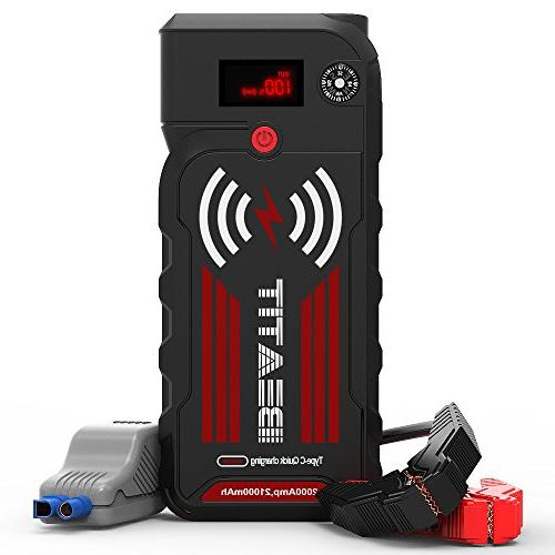 g18 pro qdsp wireless charger 2000a peak