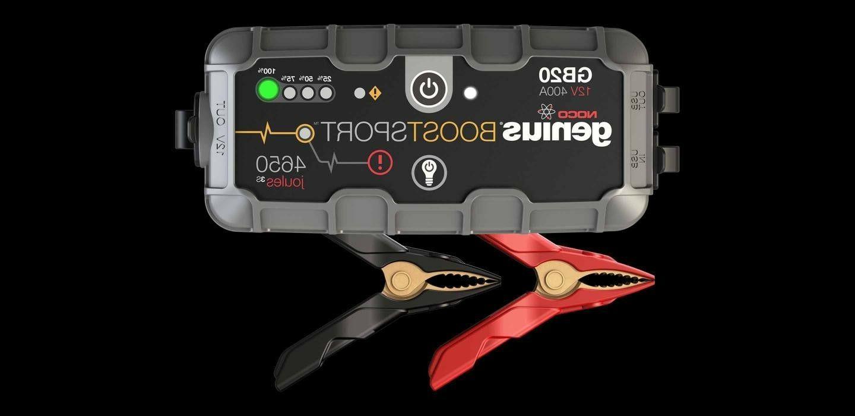 genius boost sport gb20 400 amp 12v