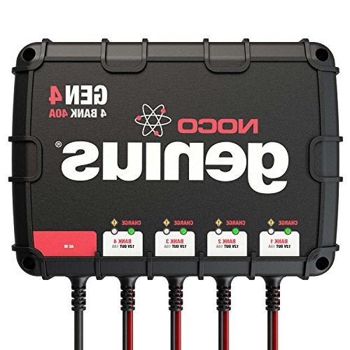 genius gen4 40a onboard battery