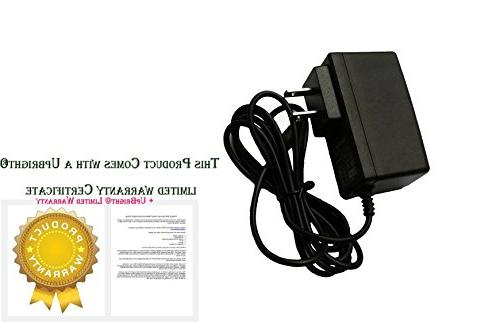 UpBright Global Adapter For Booster 750 Jumpstarter Supply Cable Battery Charger