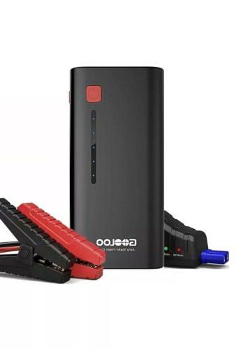gp37plus 800a car jump starter quick charge
