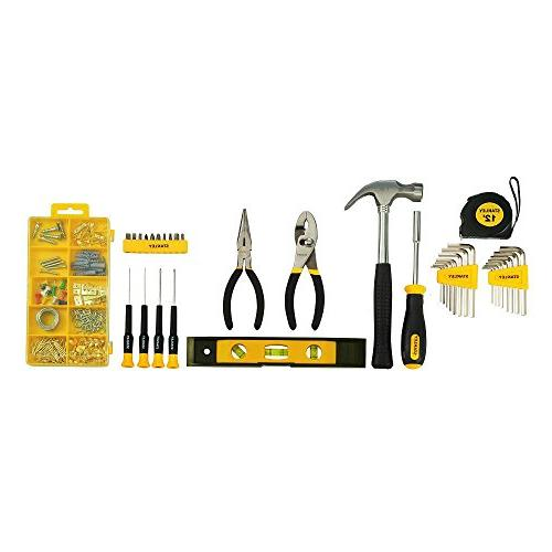 homeowners set hand tools work