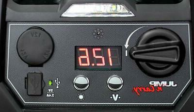 Clore Automotive 1100 Peak Jump Starter with