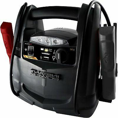 jump starter and portable power pack 800