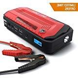 Jump Starter by Spacekey - 800A Peak 18000mAh Portable Car J