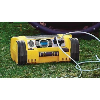 Jump Starter Inverter Air Auto Battery Portable Station