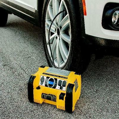 Jump Starter Air Auto Battery Portable Power Station