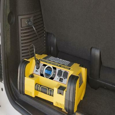 Jump Inverter Air Auto Battery Portable Power