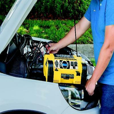 Jump Air Compressor Auto Battery Portable Power Station