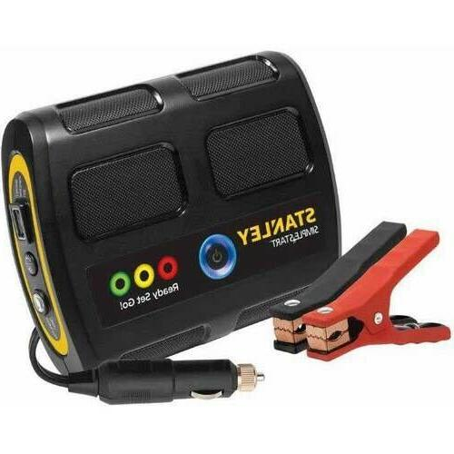 jump starter portable car battery charger booster