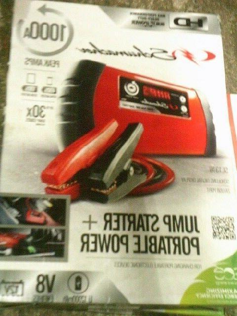 jump starter portable power sl1316 1000a hd