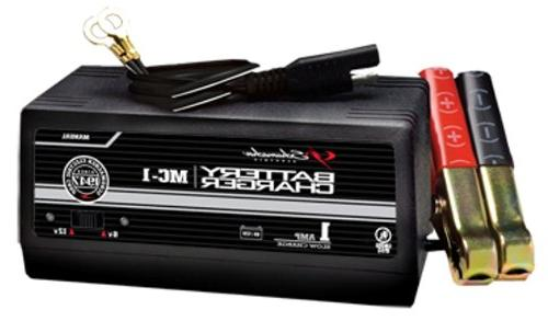 mc manual trickle battery charger