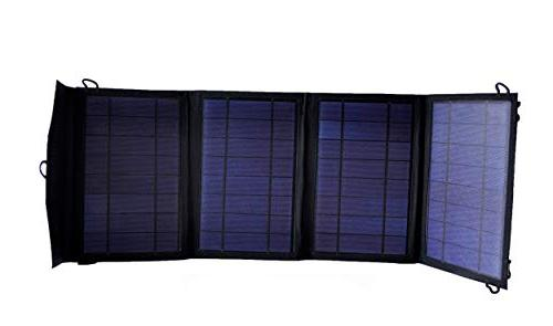mercury27 portable foldable solar battery