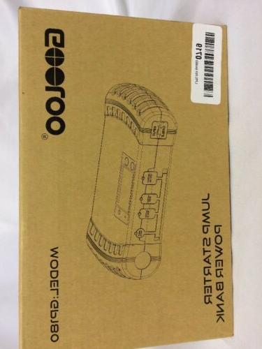 GOOLOO Model GP180 800A Peak 18000mAh Jump Power