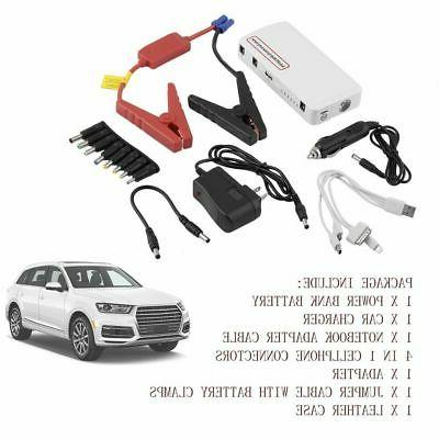 12V 18000mAh Multi-Function Car Jump Battery Charger Power Booster