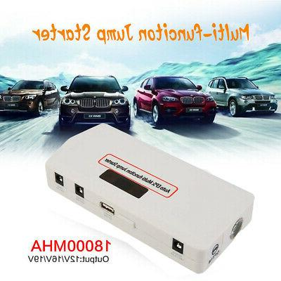 12V Multi-Function Car Jump Power
