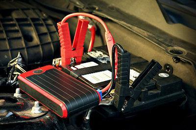 PowerAll 400 Amp Link Depot Battery Jump Starter with Flash Light