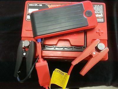 PowerAll PBJS12000R DELUXE Power Bank Starter LED Safety Light