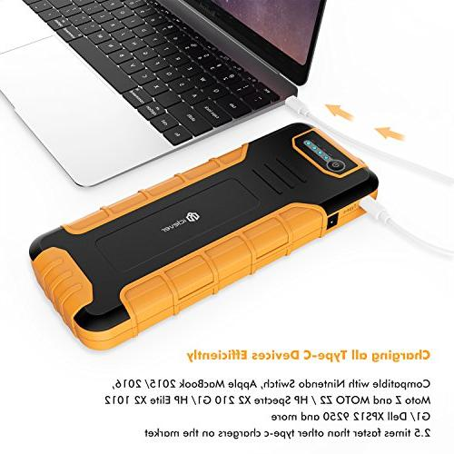 iClever Jump , Power Delivery Power Bank with USB Quick Switch MacBook
