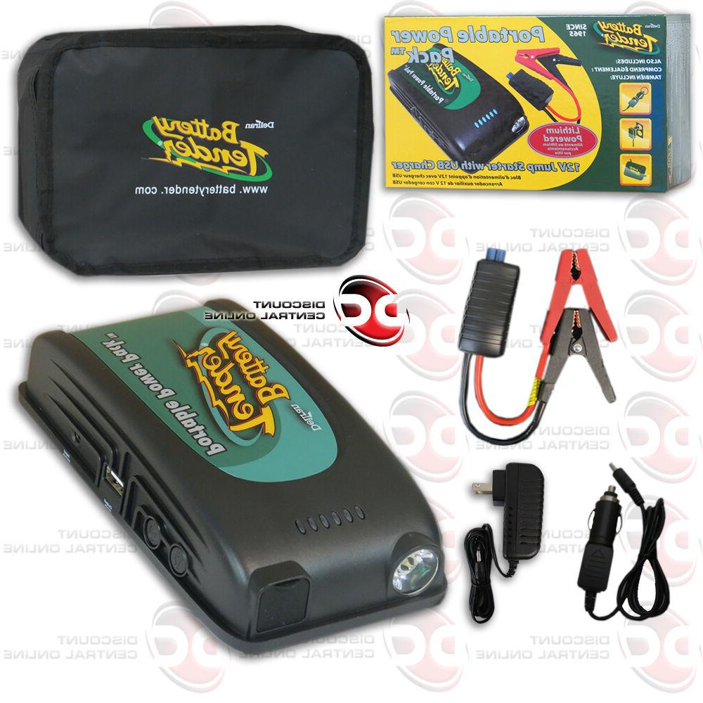 BATTERY LITHIUM ION JUMP WORKS WITH SUV TRUCK