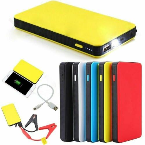 portable 20000mah car jump starter engine battery