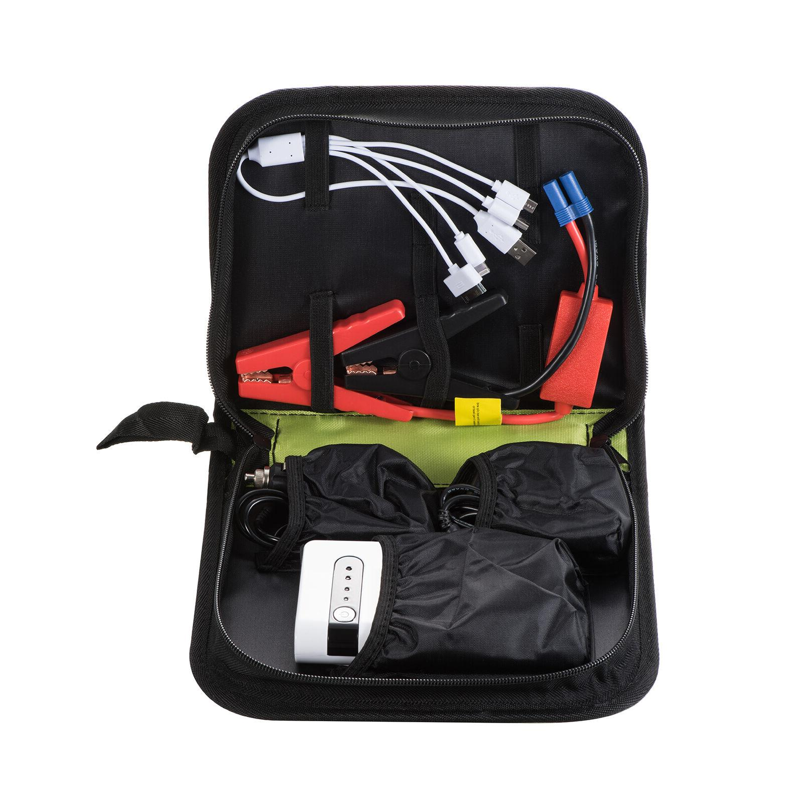 Portable Car Starter Engine Battery Charger