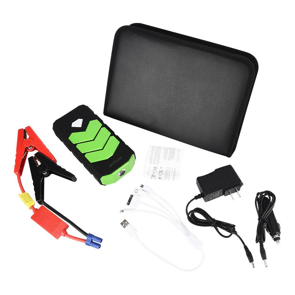 Portable Car Jump Battery Charger