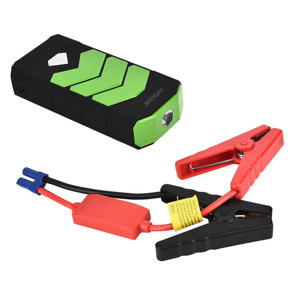 Portable Mini Car Starter Battery Charger