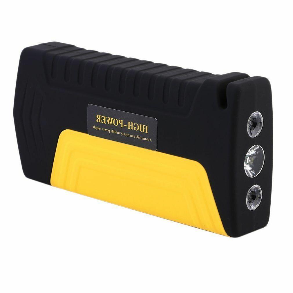 Portable Mini 68800mAh USB 12V Battery Charger Bank