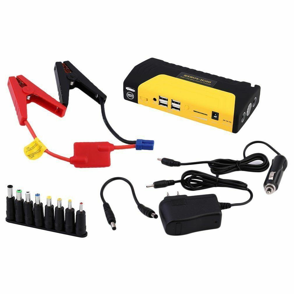 Portable USB 12V Battery Bank