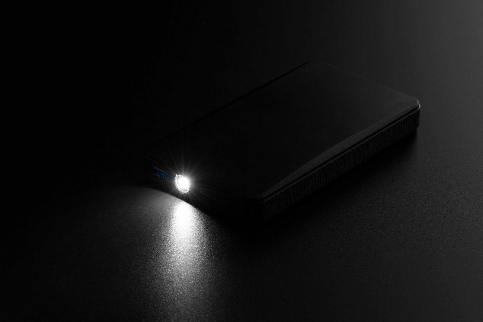 Portable Slim 20000mAh Car Battery