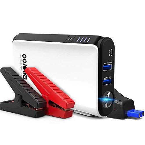 quick charge in and out 500a peak