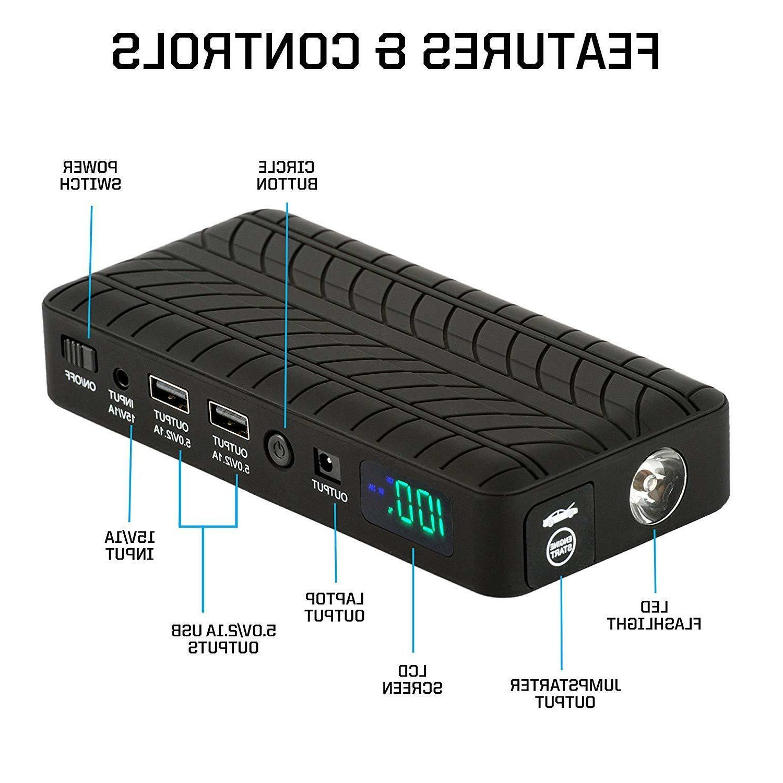 Rugged Geek RG600 Safety Jump