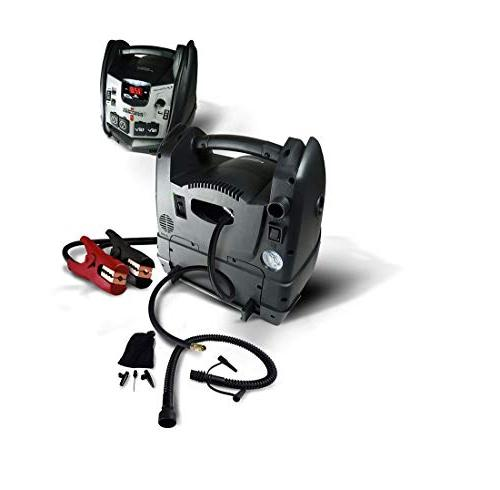 Schumacher SJ1332 1200 Jump Air Compressor Power
