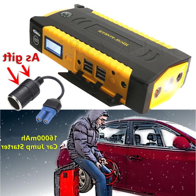 GKFLY Super Device 12V <font><b>Jump</b></font> <font><b>Starter</b></font> Car Battery For Petrol Diesel