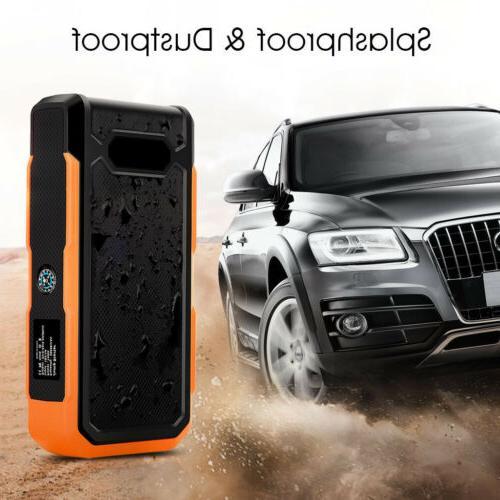 Suaoki U10-O 800A/20000mAh Portable Car Jump Starter Battery