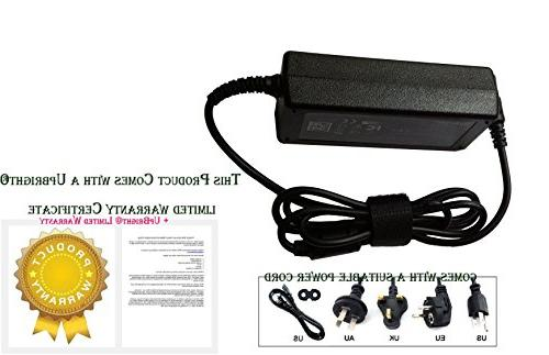 UpBright NEW Global 12V AC / DC Adapter For NOCO Boost Pro GB150 BoostPro Starter 12VDC Supply Cord Cable Mains