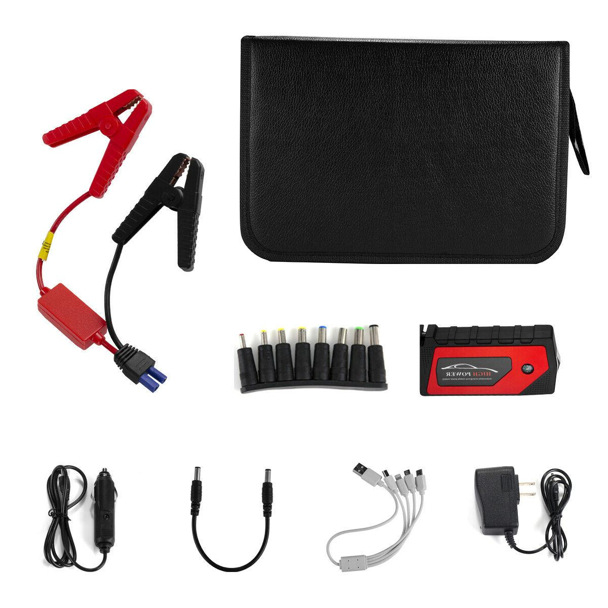 12V Car Portable Bank Battery Booster 69800mah
