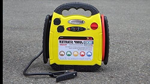 Performance Tool W1665 Amp Starter and Inflator