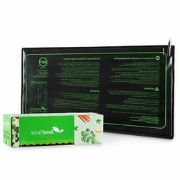 MET certified Seedling Heat Mat, Seedfactor Waterproof Durab