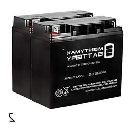 Mighty Max Battery 12V 22AH Battery for Die Hard Portable Ju