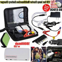 multi function car jump starter