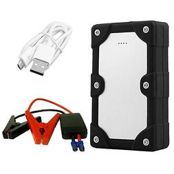 Easy to Carry Car Jump Starter Combining with 7500mAh Extern