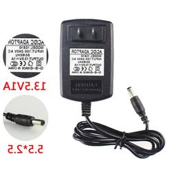 New 13.5V 1A 5.5*2.5 Adapter Charger For Peak <font><b>Stanl