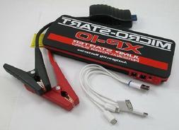 New MICRO START XP-10 Battery Jump,Phone,Laptop,GoPro,Kindle