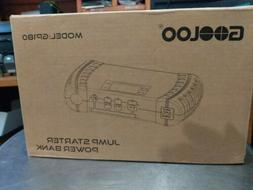 NOS Gooloo GP180 Jump Starter Power Bank NIB