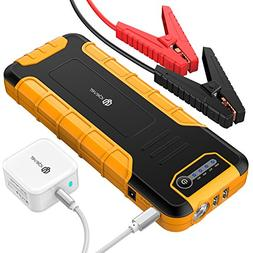 iClever 20000mAh Car Jump Starter , Power Delivery 30W Powe
