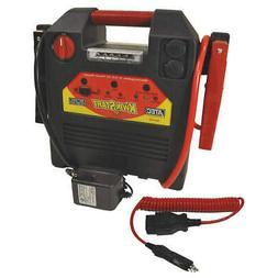 ASSOCIATED EQUIP Plastic Battery Jump Starter,12V, MSK6211